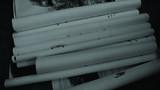 """Фрагменти інсталяції Володимира Буднікова до виставки """"Приховане"""""""