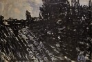 Пейзаж Кін.1980-их — поч.1990-их рр., полотно, олія