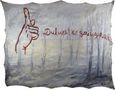 Дивись! не заблукай, 2006, килимок, олія
