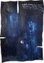 Пам'яті художника, 2013, килимок, олія