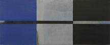Антициклон, триптих, із циклу Гео, 2011, полотно, олія, 50х40