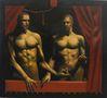 Галичина і Україна, 2002, полотно, олія, 120х100