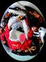 Лялечка, 2015, фрагмент, металевий каркас, пап'є-маше, тканини, ляльки, штучні перлини, шкірка лисиці