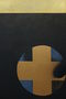 Із серії Хрест,2012, полотно, мішана техніка, 230х135