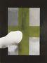 Хрест, 2012, полотно, мішана техніка, 140х105