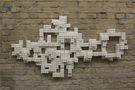 Початок, колекція Багатоклітинні, 2012, пластик, метал