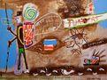 Турістас, 2012, полотно, акрил, 150х200