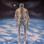 Художник, 2011, полотно, олія, 180х180