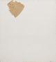 Крейда. Мазок глини, з серії Просте очевидне, 2014, полотно, крейда, глина, клей