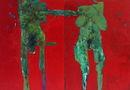 Складність стосунків, 2011, полотно, олія