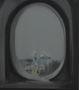 Ілюмінатор 2, 2011, вікно, полотно, олія
