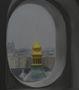 Ілюмінатор 3, 2011, вікно, полотно, олія
