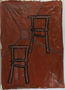 Перспектива крісла, тонкий килимок, олія, 171х121