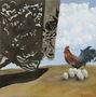 Крихти з небесного столу, 2011, полотно, олія