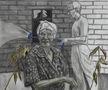 Дарницька бабуся, 2010, полотно, олія, 100х120