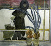 Світлана Струк, Лук'янівка, 2011, полотно, олія