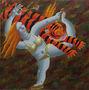Дмитро Молдованов, Без страху вогня, 2007, полотно, олія