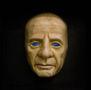 Picasso, 2009, пап`є-маше, 33х33