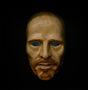 Van Gogh, 2009, пап`є-маше, 33х33