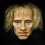 Warhol, 2009, пап`є-маше, 33х33
