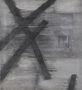 №5, із серії Монохромні структури, 1999, полотно, мішана техніка, 95х85