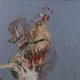 Микита Кравцов, Жертва радості, 2010, полотно, олія, 100х100