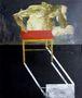 Микита Кравцов, Червоний стілець, 2010, полотно, олія, 100х84