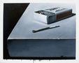 Сірники, 2010, полотно, олія, 120х150