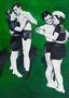 Із серії Дещо about Dance, №4, 2010, полотно, олія, 125х88