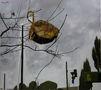 Юрій Пікуль, Пейзаж з кульком, 2007, полотно, олія