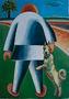 Gerasim, Mumu & UFO, 2007, полотно, олія, 140х100